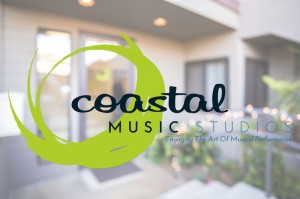 Coastal Music Studios Front Door