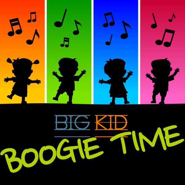 Big Kid Boogie Time Logo