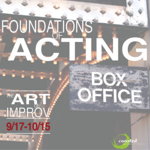 The Art of Improv | Fall 2016
